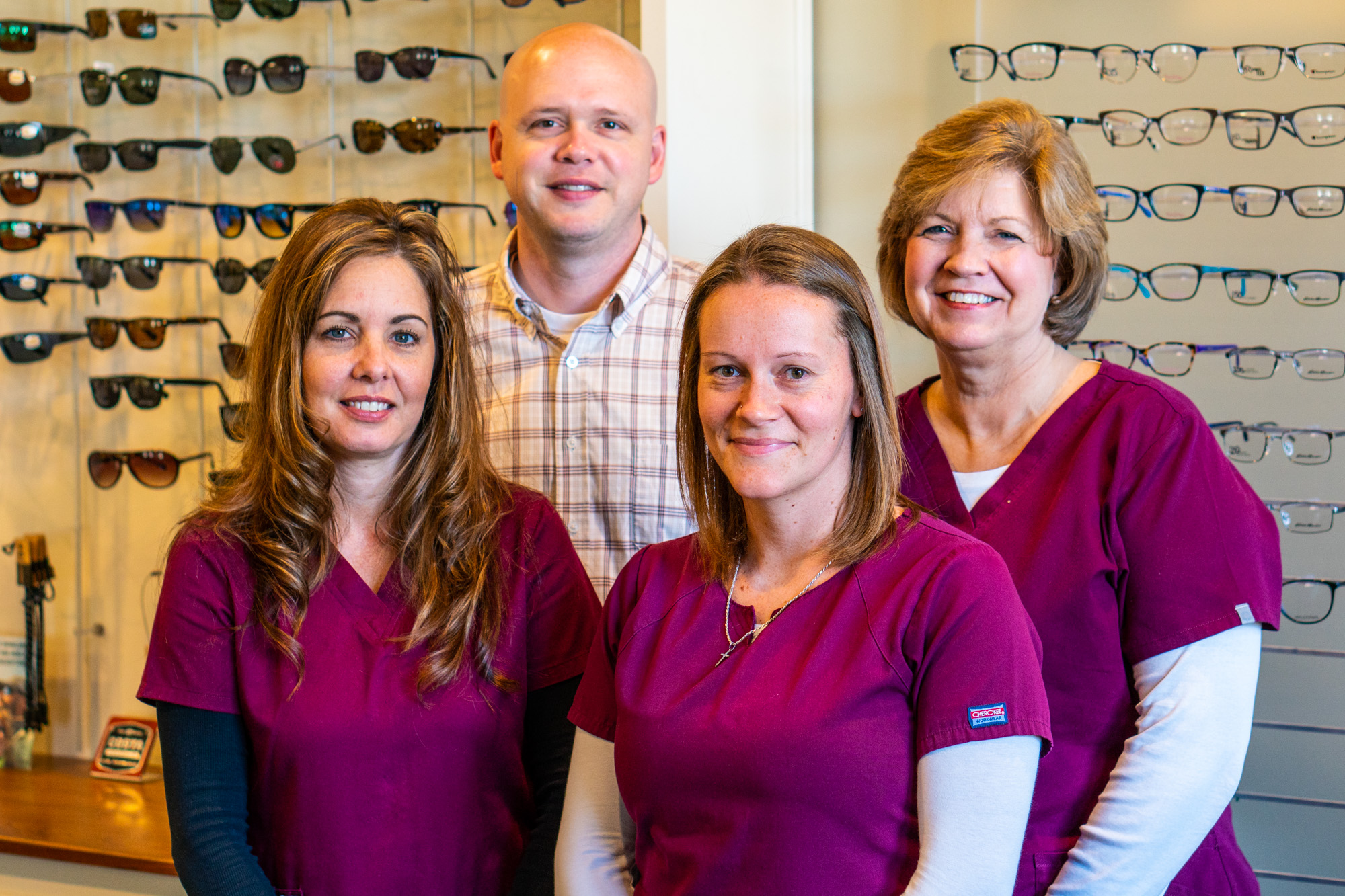 Crossroads Family Eyecare Staff